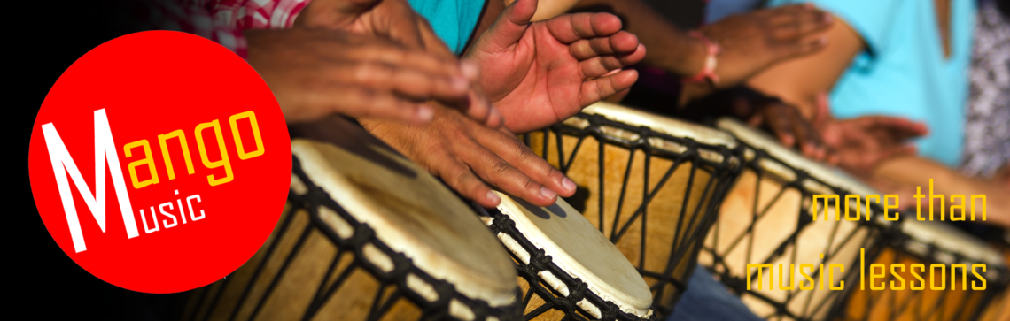 Mango Music - djembe drum lessons