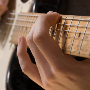 Private music lesson - guitar